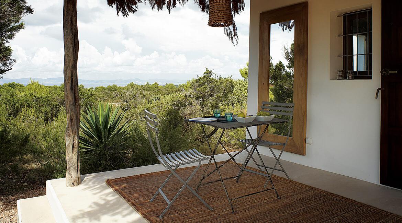 Catalina House-interiorismo Casa Es Cap Daisi. Mobiliario exterior