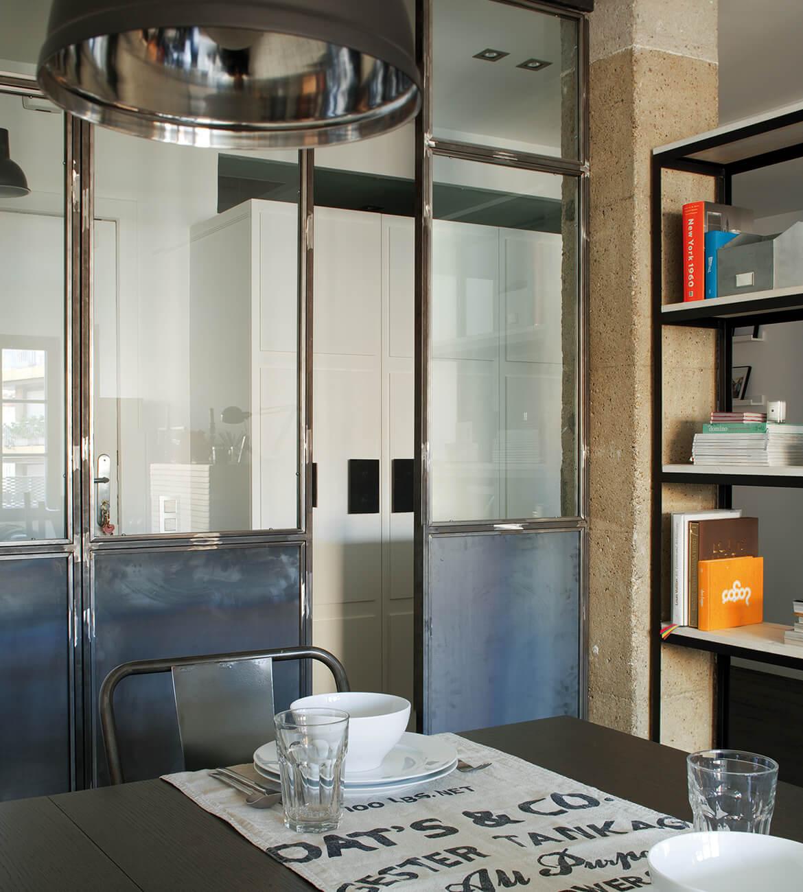 Catalina House interiorísmo casa Mitre. Apartamento estilo urbano