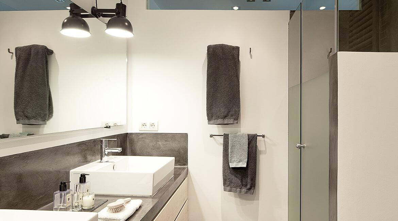 Catalina House interiorísmo casa Mitre. Baño