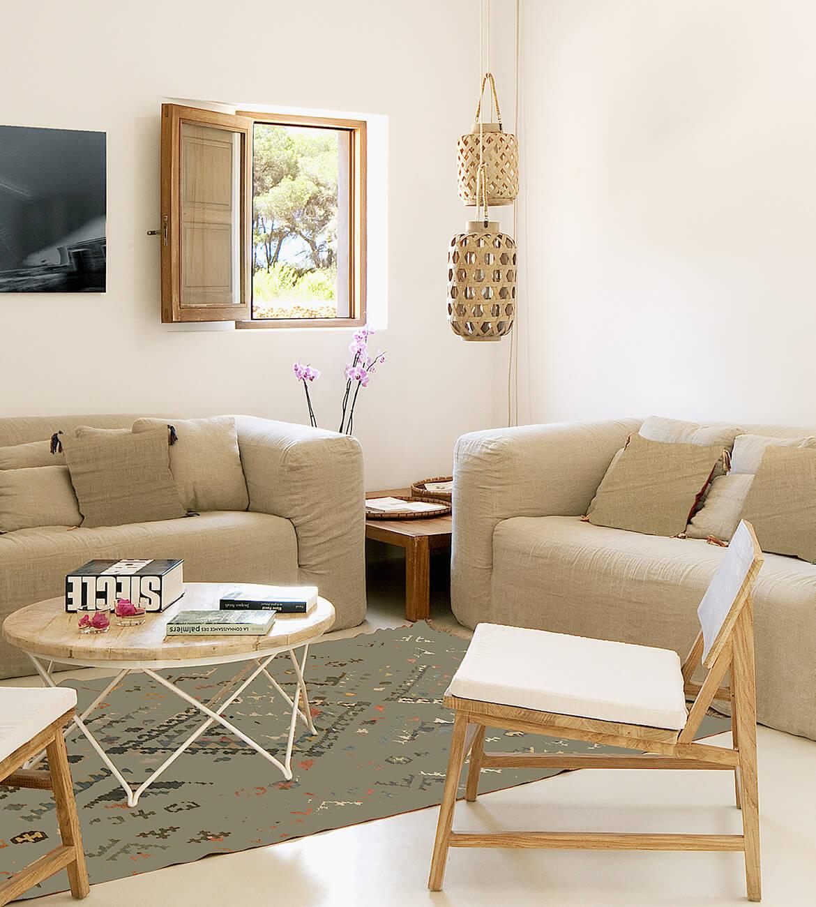 catalina house interiorismo casa pep lluqui salón