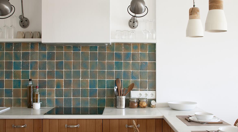 proyecto de interiorísmo Catalina House para apartamento Savina Blasi. Cocina