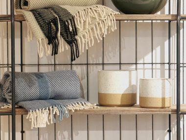 interior store catalina house barcelona textil corner